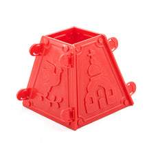 "Load image into Gallery viewer, Plastic Form for Easter Cheese ""Paskha"", Large"