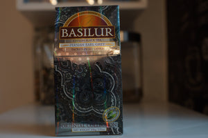 Basilur Oriental Collection PERSIAN EARL GREY - black tea with earl grey & mandarin 100g carton packet