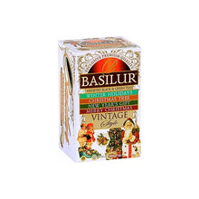 Load image into Gallery viewer, Basilur Tea Vintage Collection Assorted 20EN