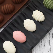 Load image into Gallery viewer, Easter Chocolate Jelly Cake Soap Mould Silicone