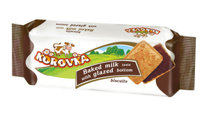 Korovka Biscuit Baked Milk with chocolate 115g