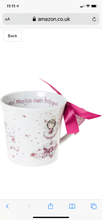 Load image into Gallery viewer, Gift mug Make A Wish And Magic Can happen Wishing Well Studios UK