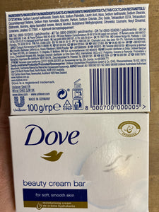 Dove health SOAP BAR REGULAR 100GM