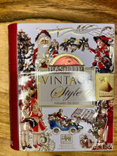 Load image into Gallery viewer, Miniature Tea Book - Vintage style