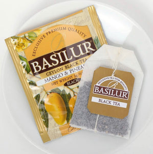 Basilur Magic Fruits Mango and Pineapple 100g