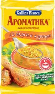 Gallina Blanca Mixed spices with chicken and mushroom taste 90g