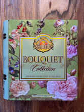 Load image into Gallery viewer, Basilur Tea Book (tea bags) - Bouquet Assorted - 4 types of Floral Green Teas