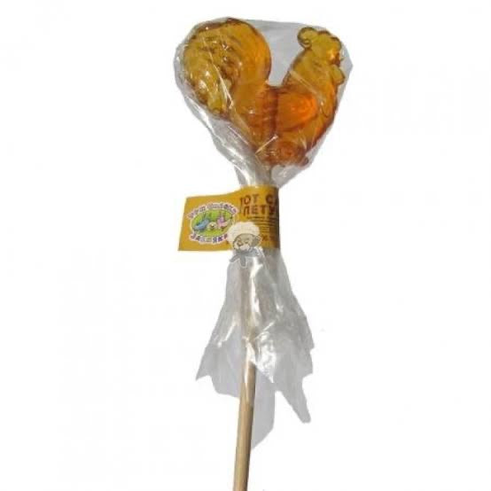 Russian lollipop Petushok