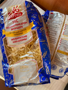 Martin alimentary pasta group A superior quality, Kazakhstan