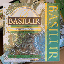 Load image into Gallery viewer, Basilur Oriental White Moon - Chinese Milk Oolong green tea 100ST tea bags
