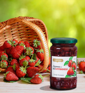 Martin Strawberry Preserve 380g Armenia
