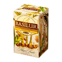 Load image into Gallery viewer, Black tea with Ginger & Lemongrass - Basilur, natural, immunity, refreshing 20 tea bags