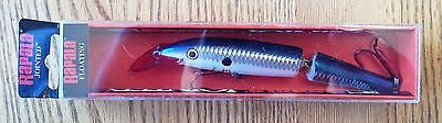Rapala Jointed Bleeding Original Shad Floating Lure Abache Wood J13 BOSD Muskie