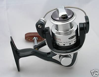 NEW Oscillate HG100 Ultralight Ice Fishing Reel Walleye