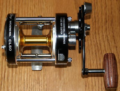 NEW 2BB Baitcast Reel CL50 Fishing Casting Trolling