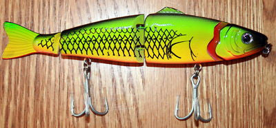 NEW 7 1/4 Inch Musky Muskie Lure Flexible Crankbait TF