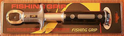 Alpine Fishing Grip Stainless Steel with Built-in Scale up to 50 lbs (22 kgs)