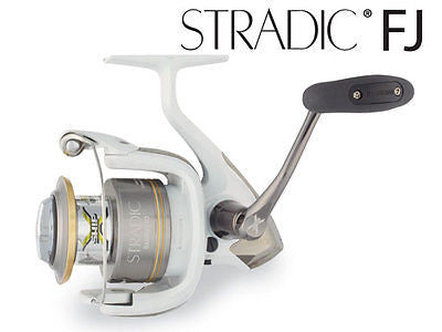 Shimano Stradic 8000FJ Saltwater Fishing Reel 4 Ball Bearings ST8000FJ