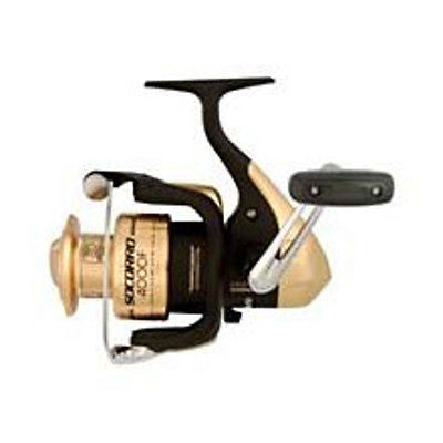 Shimano Socorro 4000F Saltwater Fishing Reel Clam 2 Ball Bearings SOC4000FC