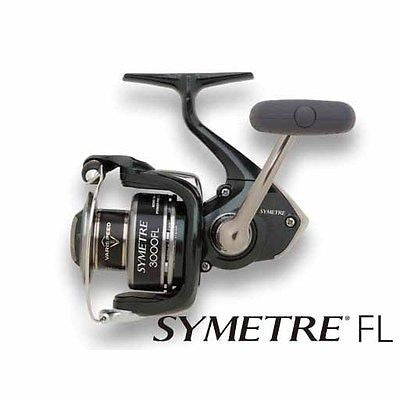 Shimano Symetre 2500FL Saltwater Spinning Reel Clam Aluminium SY2500FLC