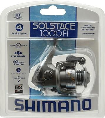 Shimano Solstace 1000 FI Front Freshwater Spinning Fishing Reel SO1000FIC