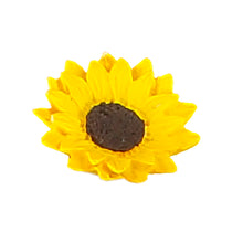 Load image into Gallery viewer, Sunflower Brooch