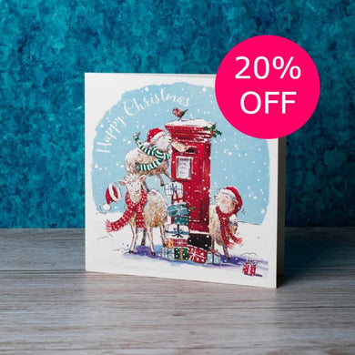 Special Post Christmas cards, Pack of 10