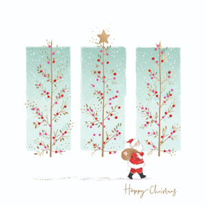 Christmas is coming Christmas cards, Pack of 10