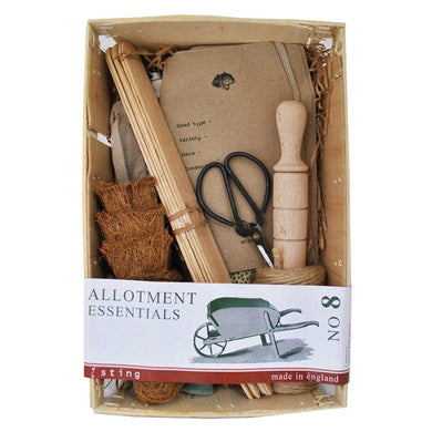 Allotment Essentials Gardening Kit