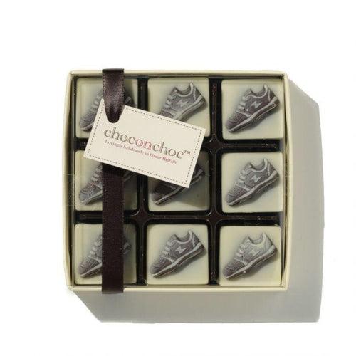 Chocolate Trainers Selection Box