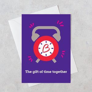 Gift of Time Together | Gifts that beat blood cancer