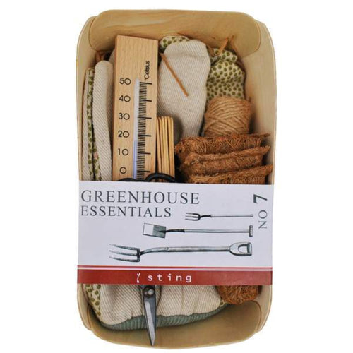 Greenhouse essentials kit