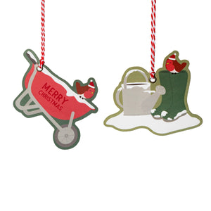 Gardening Gift Tags Set of 12