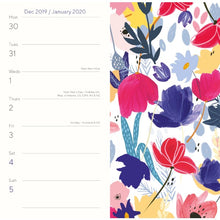 Load image into Gallery viewer, Slim Diary 2020 Patternology