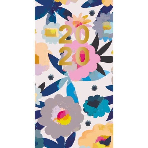 Slim Diary 2020 Patternology