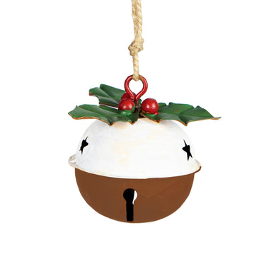 Pudding bell Christmas decoration