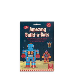 The Amazing Build A Bots Build A Robot Kit