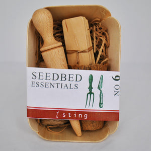 Seedbed Essentials Gardening Kit