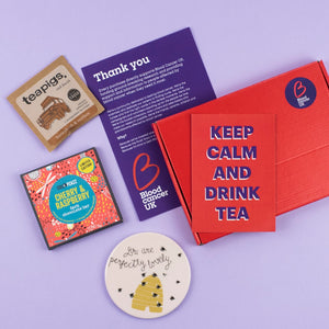 Send a Tea Break Letterbox care package