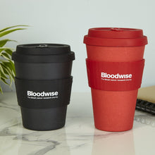 Load image into Gallery viewer, Ecoffee Reusable Bamboo Cup
