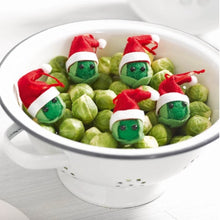 Load image into Gallery viewer, Sprouts Christmas decoration set