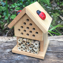 Load image into Gallery viewer, Make Your Own Insect House Gift In a Tin finished