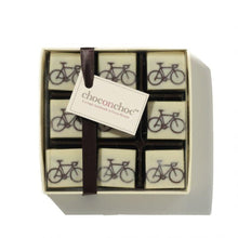 Load image into Gallery viewer, Chocolate Bicycles Selection Box