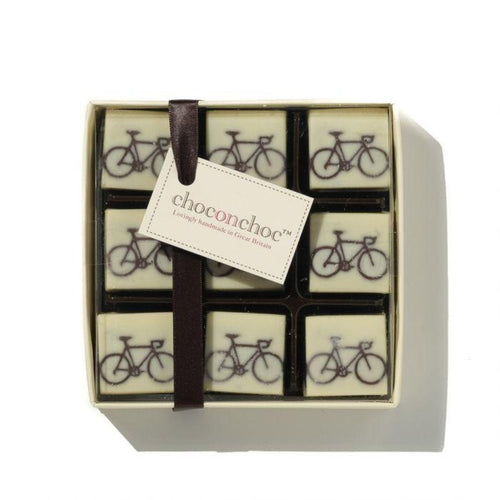 Chocolate Bicycles Selection Box