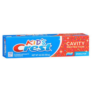 Crest Toothpaste For Kids - 4.6 oz