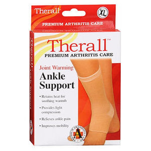 Therall Joint Warming Ankle Support Xl Extra Large EXTRA LARGE 1 each