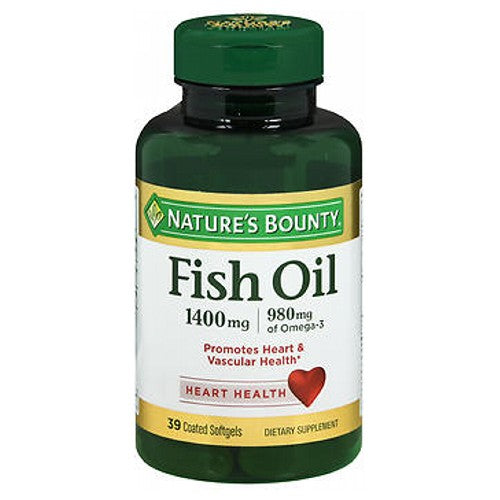 Natures Bounty Omega-3 Fish Oil