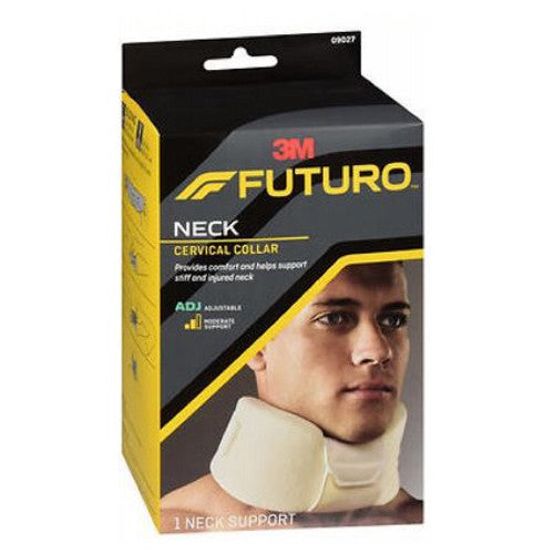 Neck Cervical Collar Moderate Support - each