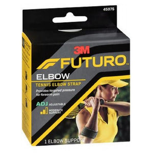 Futuro Sport Tennis Elbow Strap Adjustable Moderate - each