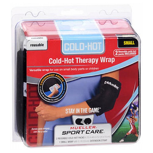 Mueller Sport Care Cold-Hot Therapy Wrap Reusable Small each